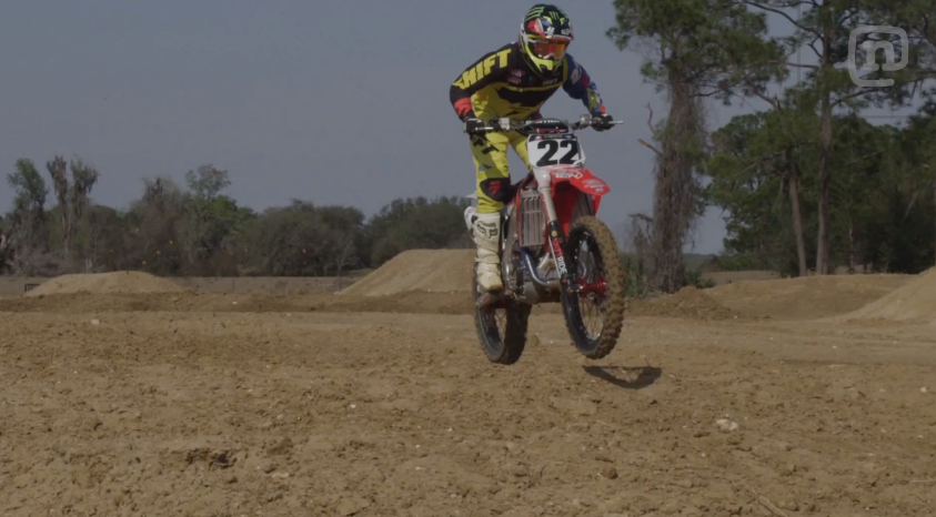 Watch Chad Reed back home in Florida fine tuning his front end and getting ready for St. Louis Supercross this weekend!  New My Way: http://youtu.be/R0bxMRp6cLk