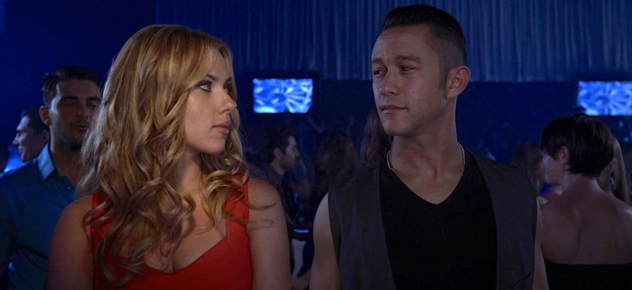 "Sundance Premiere: Don Jon's Addiction ""What I find often gets in the way of love is how people objectify each other and put expectations on each other that they've learned from different places,"" says Joseph Gordon-Levitt, who did a triple hitter this year with a movie he directed, wrote, and starred in, along with Scarlett Johansson, Julianne Moore, and Tony Danza. ""So the story centers on a relationship between a guy who watches too much porn and a girl who watches too many Hollywood romantic comedies, and I find that kind of thing hilarious so I wrote a comedy about it."" (Photo: Courtesy of the film. Text by Jauretsi)"