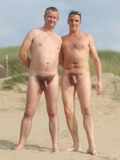 Nude sex at beach