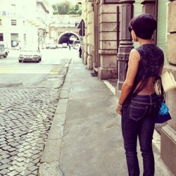 Admiring the view on my last day in #rome 😍😍 #love #travel #fun #fashion #italy #pretty #ootd #instagood