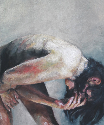 pikeys:  Intrusive Thoughts, 2012 by Cara Thayer & Louie Van Patten