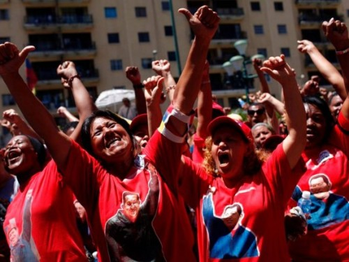 "fuckyeahmarxismleninism:  Venezuelan women dedicate this March 8 to President Chavez In Venezuela this March 8, International Women's Day will be dedicated to President Hugo Chavez, who in his 14 years in office fought for justice for women and created laws and missions for their benefit.  The Minister for Women and Gender Equality, Nancy Perez, said that ""We here in Venezuela tell the world that we dedicate this day to our commander Hugo Chavez, because he gave us many days.""  The official recalled that the leader of the Bolivarian Revolution gave hope to the people. Therefore, ""We will never forget and most importantly, we will not let you down.""  The laws promulgated for the benefit of women during his tenure include the Organic Law on the Right of Women to a Life Free of Violence, Equal Opportunities, Responsible Parenthood, Promotion and Protection of Breastfeeding and the Labor Law for workers.  On March 8, 2009, President Chavez created the Ministry for Women and Gender Equality, as an institution to protect and defend the rights of the women, according to international treaties and agreements."