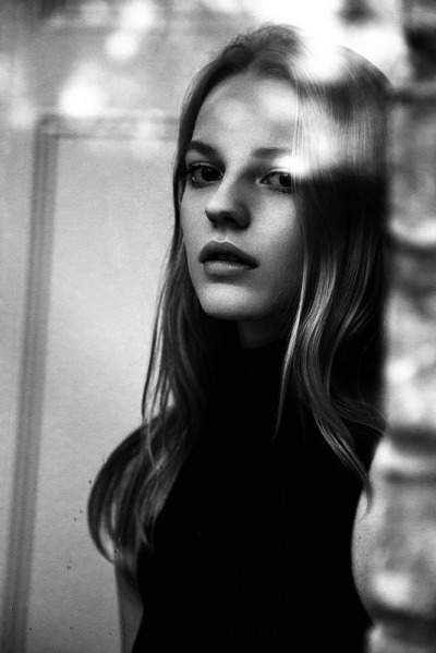 backspaceforward:  Grace @ Models 1 by Merry P.  I shot this! :)