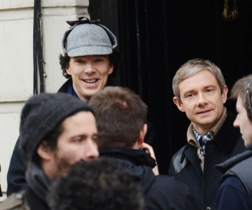 deareje:  a few more. #setlock #benedictcumberbatch