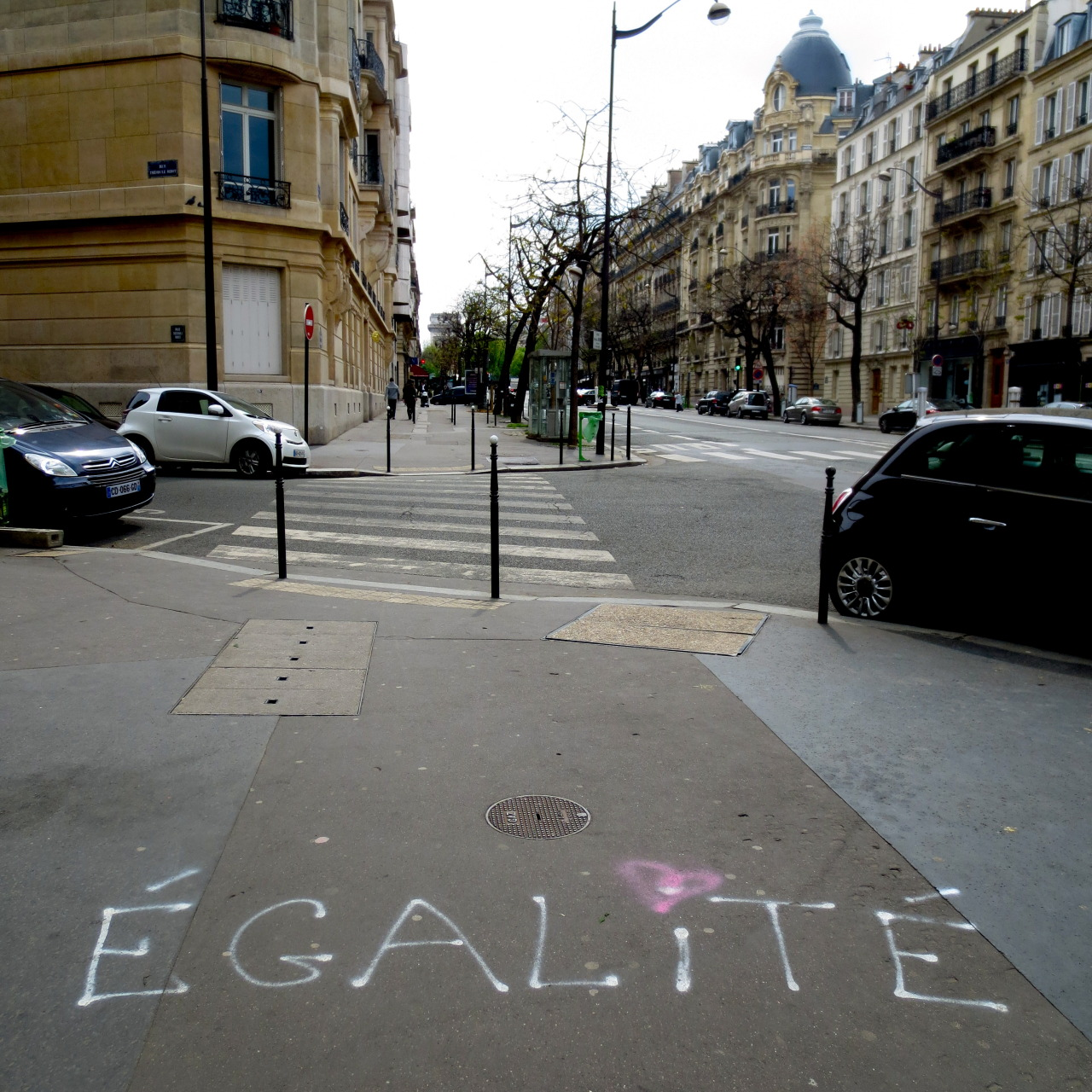 newsweek-paris-france:  27 April 2013 - Aftermath of the gay marriage demonstrations in Paris, France. The gays won.