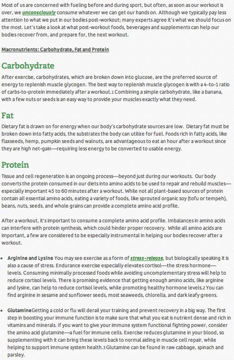 fitblr nutrition fitblog