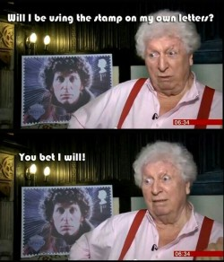 scificity:   Tom baker :)