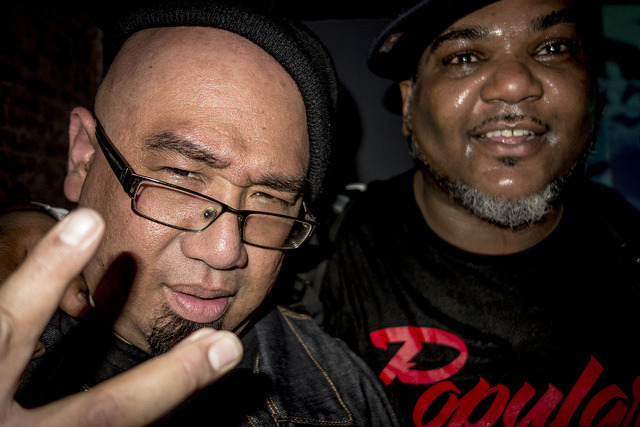 DJ Rhettmatic x DJ Maseo, Low End Theory on Flickr.