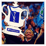 "benchwarmerblues:  The Magic of The FA Cup  ""We were playing an incredible side. We didn't win by luck - from start to finish it was an incredible performance,"" - Roberto Martinez"