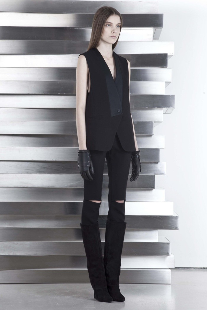 edge-to-edge:  Neil Barrett - AW12 Womenswear Pre-Collection