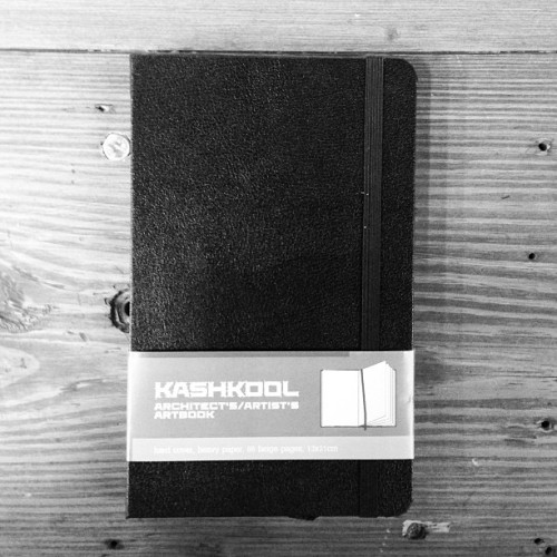 Just Got My @kashkool_kw Notebook ❤