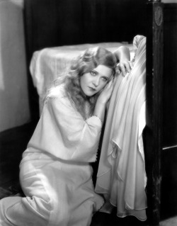 alustformonsters:  Ruth Chatterton (1930)