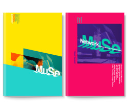 donnawearmouth:  PentagramMUSE — Identity for the new museum of science designed by Renzo Piano.Project team: Harry Pearce, designer and partner-in-charge; Jason Ching, designer and associate; Diogo Soares, designer.