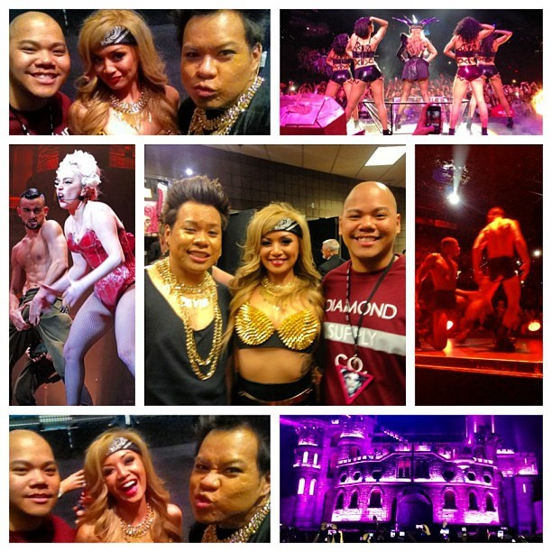 Happy Birthday @marquesoliverp #TakeMeBack #FBF #BornThisWayBall #HereWeGoAgain (lmfao!!!) @philamer #littleMonsters @LadyGaGa #LasFuckingVegas #MarkKanemura #WeWereBornThisWayBitch#BornBrave #NaLeo 👈😂😂😅➕👊🙌💢 (at LADY GAGA'S BORN THIS WAY BALL )