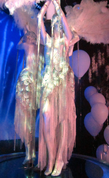 Harrods' Great Gatsby-themed windows celebrate the release of the film - (finally!) premiering in Cannes this evening. WGSN store shot, London