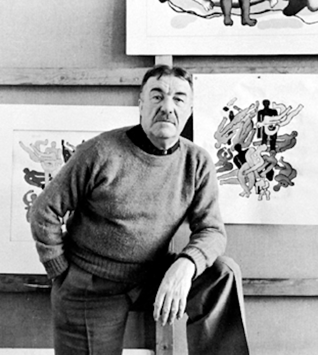 Remembering Léger Happy birthday Fernand Léger! The famed French artist was born on this day in 1881.  With a career spanning over 50 years, Léger worked with a multitude of media, such as paint, ceramic, print, large-scale murals, film, theater and dance sets, glass, and book arts.  Early in his career, after viewing works by Paul Cézanne (French, 1839–1906), he abandoned his impressionistic style and began working in a style that eventually came to be known as Cubism. At the 1911 Salon des Independents, Léger exhibited paintings that solidified his role as a major Cubist painter.