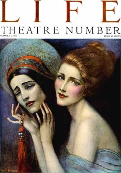 "Life, ""Theatre Number"" (1922) Benda"