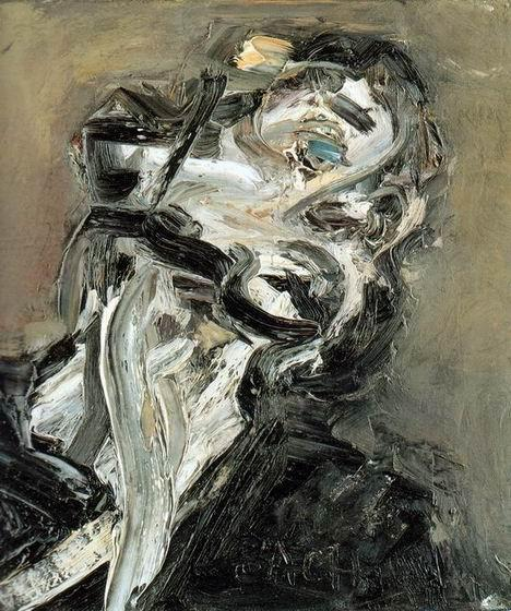 Frank Auerbach, Head of J.Y.M. II (1984-1985)
