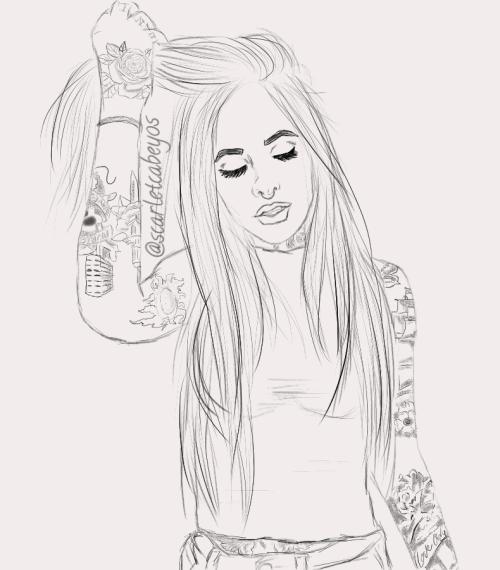 dinah jane drawing | Tumblr