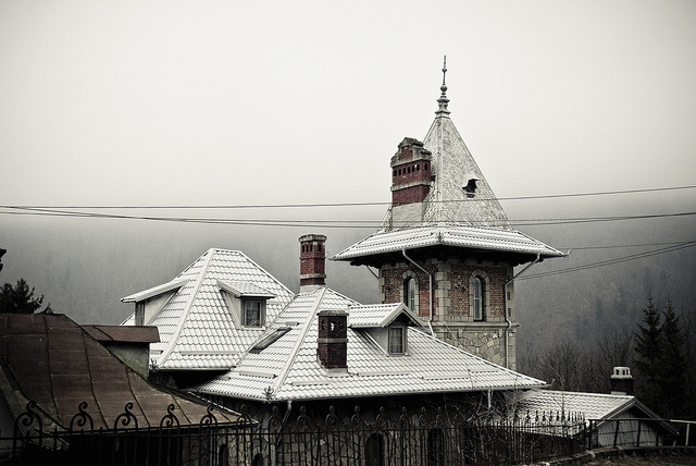greekg0ds:  Mists of Sinaia