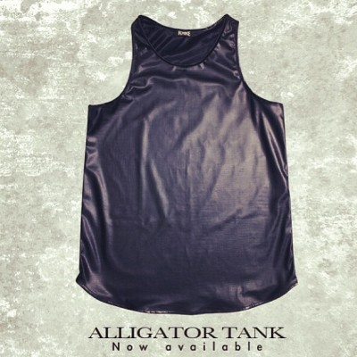 Alligator Tank || NOW AVAILABLE ON SHOP.ROMANCEGOD.COM #Instafashionist #pfw #fashionweek #parisfashionweek #styles #fashionblogger #trendy #fashionstyle #style #fashionphotogtaphy #fashionoftheday #fashionista #lookbook #moda #outfit #glamour #igfashion #fashionable #streetfashion #instafashion #instastyle #fashionistas #streetstyle #highfashion #instagramhub #fashiondiaries #stylish #fashionaddict #romancegod #urbanfashion