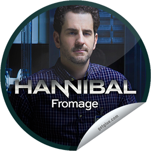 I just unlocked the Hannibal: Fromage sticker on GetGlue                      17 others have also unlocked the Hannibal: Fromage sticker on GetGlue.com                  What does a killer do to get Hannibal's attention? Thanks for tuning in to Hannibal tonight! Keep watching on Thursdays at 10/9c on NBC.  Share this one proudly. It's from our friends at NBC.