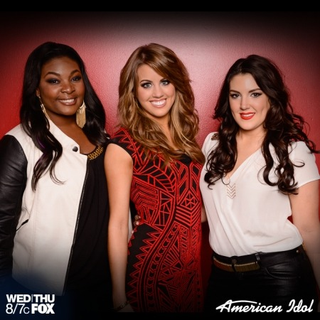 American Idol 2013, Final 3 Songs: Are Angie Miller, Candice Glover and Kree Harrison in for a fair game? [PHOTOS]