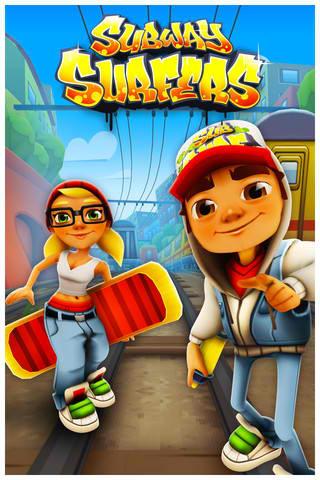 Subway Surfers (2013/Eng