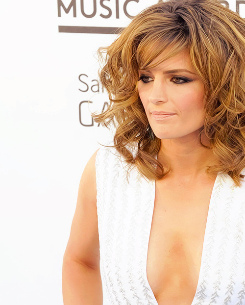 breathlifein:  Stana Katic arriving at Billboard Music Awards red carpet, May 19, 2013