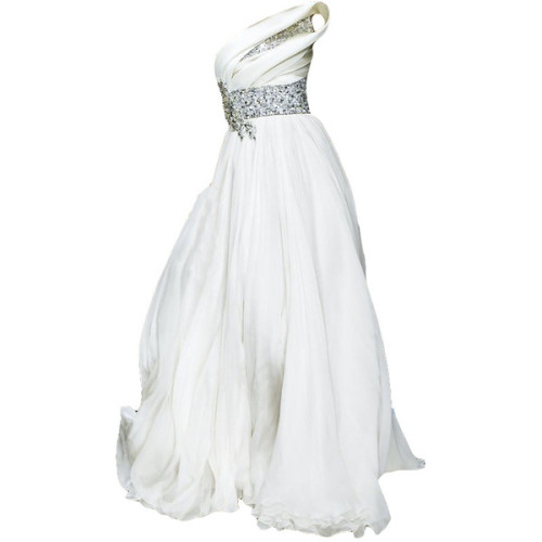 amazonanaya:  Gown ❤ liked on Polyvore (see more ball gown dresses)