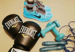 nike Sport fitness workout gym justdoit 2014 workhard