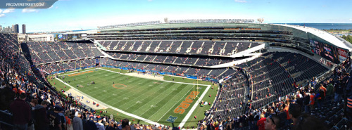 Soldier Field Chicago Bears