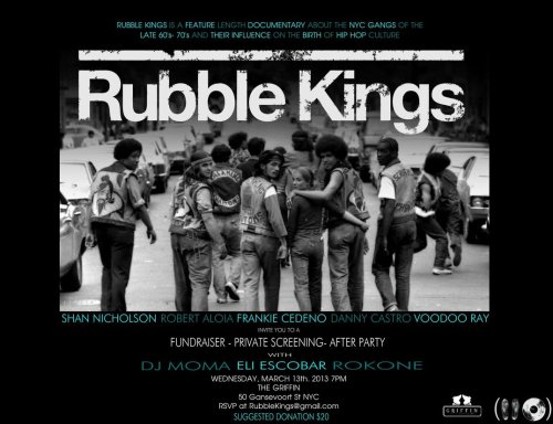 Hey @PlanetBklyn!  Didn't know if you caught wave of @djmoma x #RubbleKings, but tonight it kicks off! »