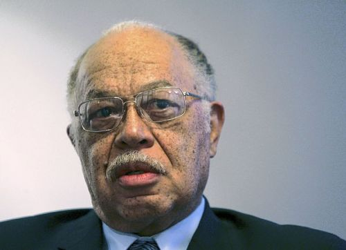 Dr. Kermit Gosnell was found guilty of murder on Monday, for killing three babies during supposed late-term abortion procedures he performed at a clinic which serves low-income women in Philadelphia. He was also found guilty of involuntary manslaughter, and 21 counts of performing an abortion after 24 weeks of pregnancy. Gosnell faces the death penalty for his crimes, and sentencing is expected next week. (Update: Clarified wording based on newer version of the story. — Scott @ SFB; Photo via MicahFries.com) source
