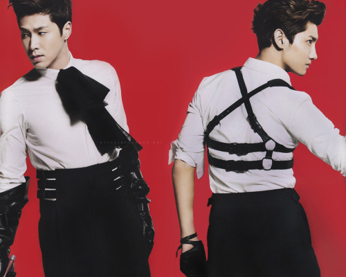 "TVXQ ""TIME"" Tour Wallpapers II: ""Red""  DOWNLOAD LINKS: http://adf.ly/Nw2eL (1280x1024), http://adf.ly/Nw2eM (1920x1080), http://adf.ly/Nw2eN (1366x768)  from Styleinfluence.NET/wallpapers"
