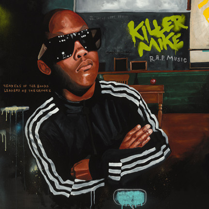 Never got a chance to pick up Killer Mike's instant classic? Pick it up and use coupon code: SPRING for 25% off all Jux merch in the store.