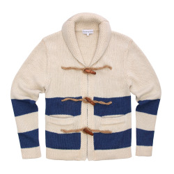ovadiaandsons:  Spring Toggle Sweater