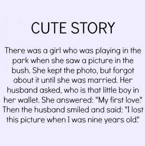 qudwahstyle:  Beautiful story and it is true story indeed