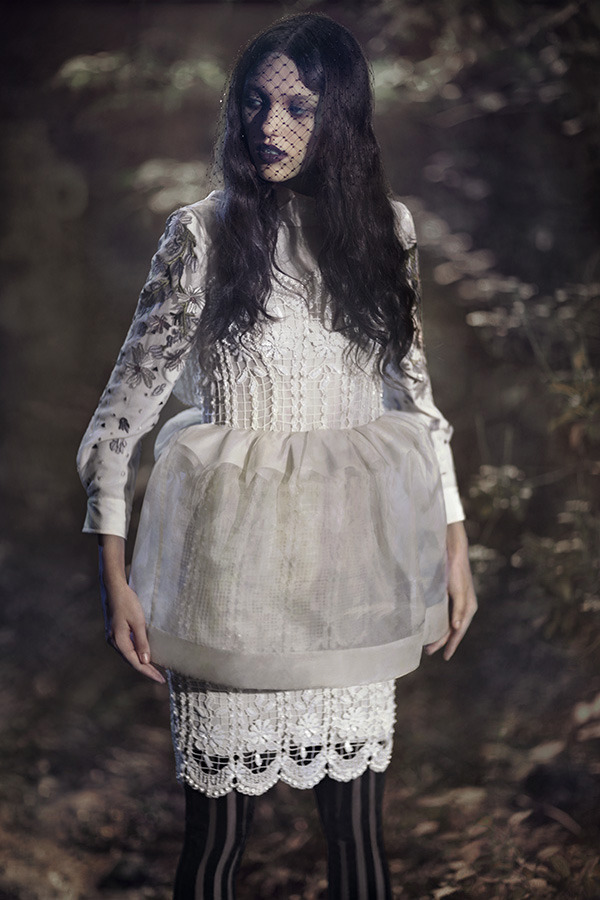 "stormtrooperfashion:  Dasha in ""The Day Dreamer"" by Rio Surya Prasetia for Amica, December 2012"