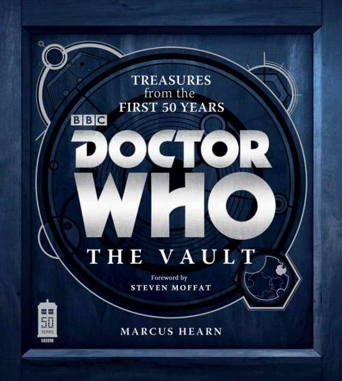 harperdesignbooks:  Whovians, rejoice! We're THRILLED to finally share with you the stunning cover for our upcoming book, Doctor Who: The Vault, which goes on sale October 29th! The Vault is the ultimate, official, visual celebration of 50 years of the BBC cult hit Doctor Who filled with unseen and iconic material, photos, artwork, and production papers from the previously untapped BBC archive as well as from private collections. We at Harper Design are all such huge fans of the show. We're really excited about this project and can't wait to share more about it as we get closer to onsale! Pre-order your copy now: Amazon | Barnes & Noble | Books-a-Million
