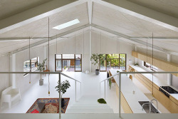 House in Yoro // Airhouse Design Office