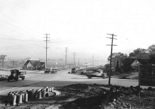 Never mind its pronunciation — here's how Los Feliz looked in 1928. Part of the Automobile Club of Southern California collection in the USC Digital Library.