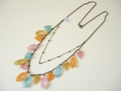 Zina necklace.
