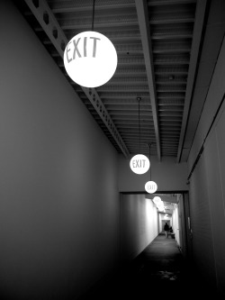 SUBMISSION: Hamburger Bahnhof, Berlin. Digital photograph shot with Lumix G2.