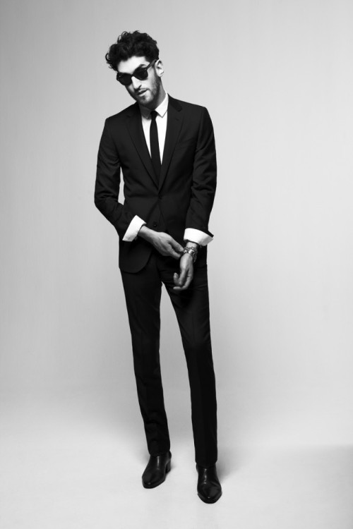 airows:  Chromeo Suits Up With Frank & Oak « Airows