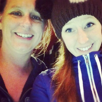 Momma and I #SoWhite #MommyTime #BlueEyes