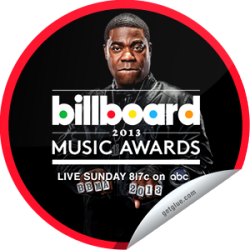 I just unlocked the The 2013 Billboard Music Awards sticker on GetGlue                      686 others have also unlocked the The 2013 Billboard Music Awards sticker on GetGlue.com                  You're laughing along with host Tracy Morgan and signing along with the performances of the 2013 Billboard Music Awards! Who will be honored with the Icon Award this year? Thanks for tuning in! Share this one proudly. It's from our friends at ABC.