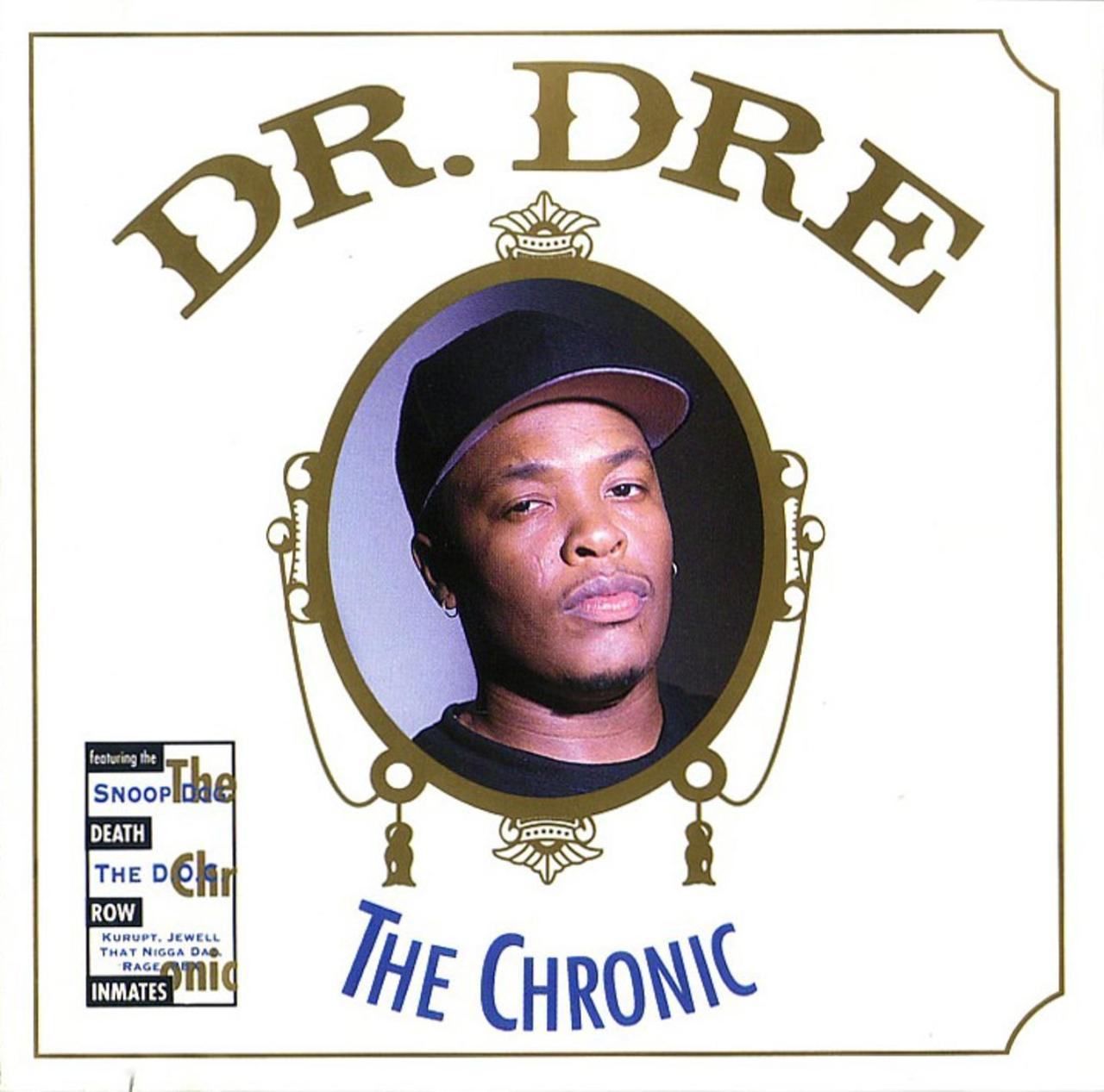 20 YEARS AGO TODAY |12/15/92| Dr. Dre released his debut album, The Chronic, on Death Row Records.