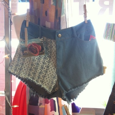 Shorts! #austin #atown #retail #boutique #apparel #fashion #style #spring2013 #shoplocal #shorts
