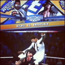 cleophatrajones:  theuppitynegras:  travinagregado:  Made Miguel in WWE12'. How did I forget to post it on tumblr?! Lol  I'm mad  I'm officially out of tears…